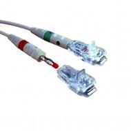 Universal ECG Adapter Clips
