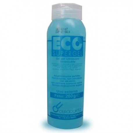ECO SuperGel Ultrasound Gel