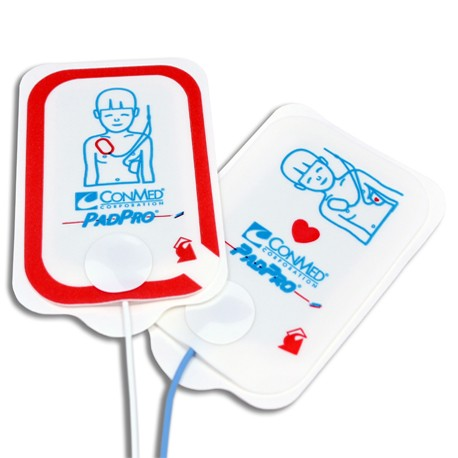 Conmed Zoll Padpro Multi Function Pediatric Defibrillation
