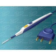 Bio-Protech Electrosurgical Pencil w/Button Switch, Non-Stick Blade, and Holster